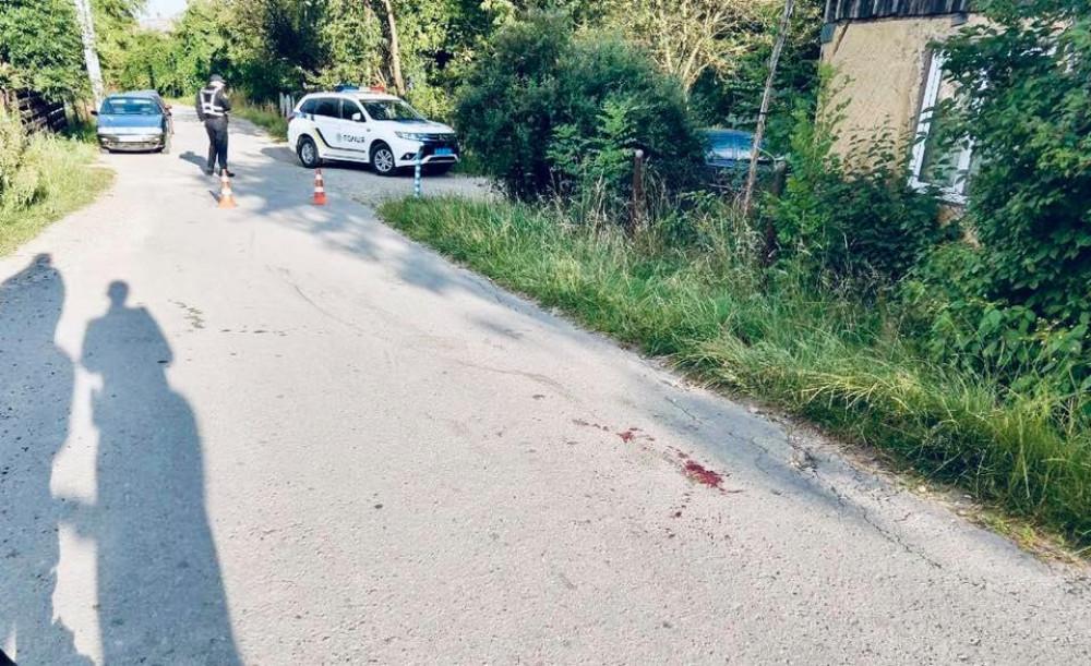 Поліція Прикарпаття розшукала водія-втікача, який на смерть збив пішохода та втік
