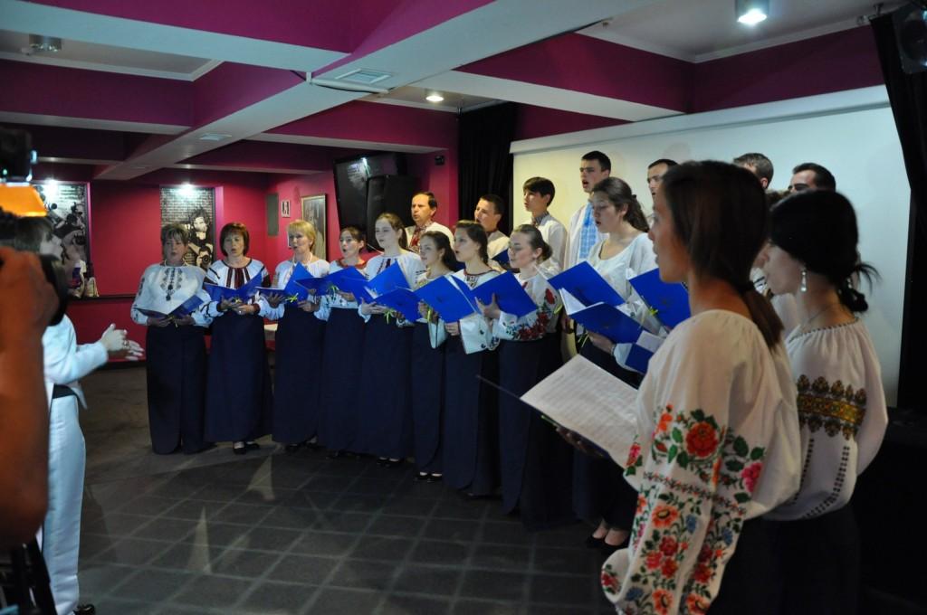 Презентація нарисів про прикарпатських воїнів небесної сотні