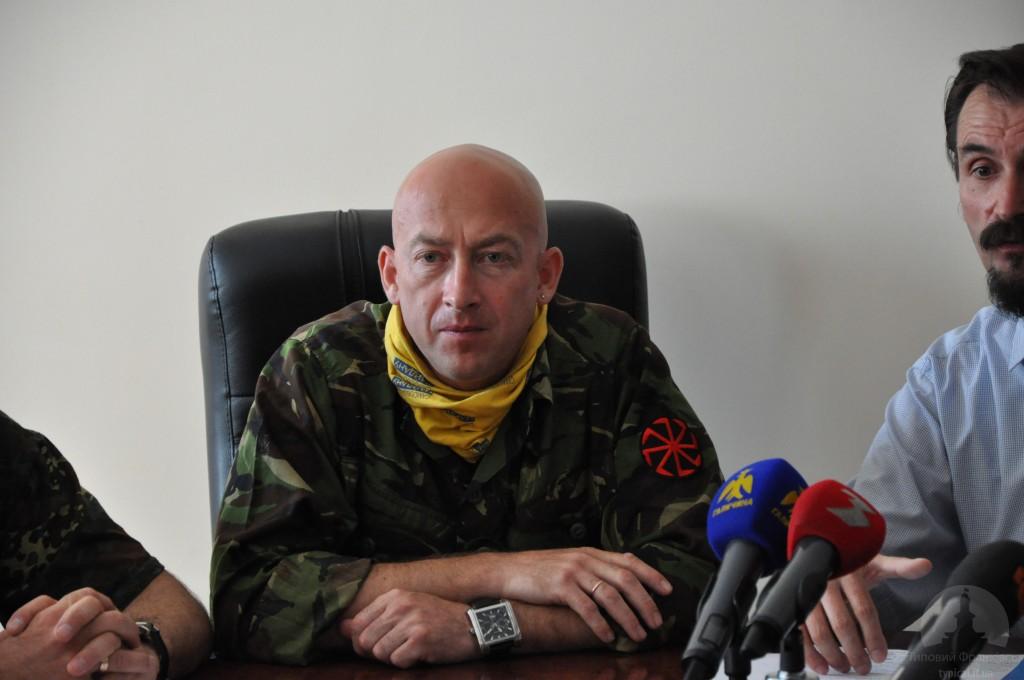 Самооборона Івано-Франківська