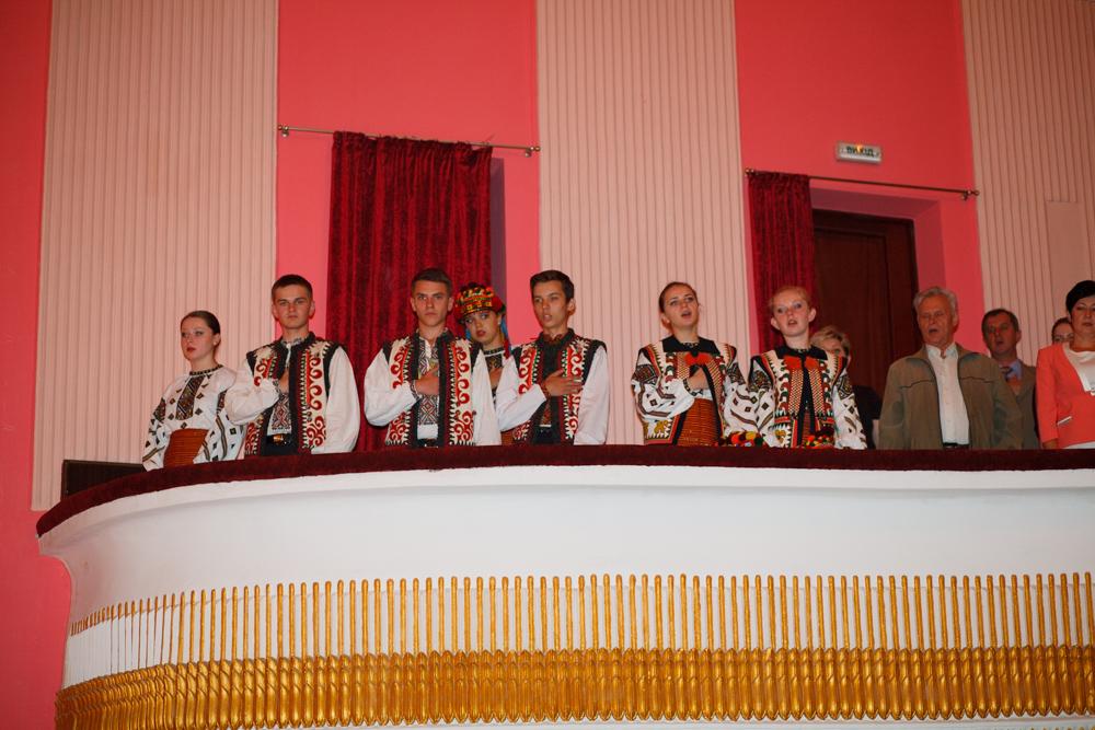 На Прикарпатті відбулися урочистості з нагоди Дня Конституції