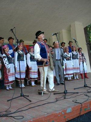 У Франківську відбувся концерт лемківських народних пісень