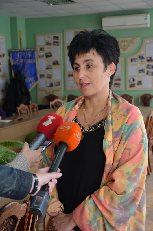 Начальник управління освіти Франківськ