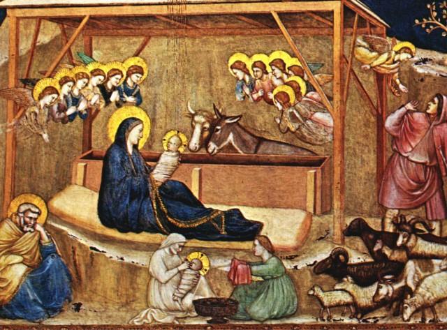 Типовий Франківськ » Старі різдвяні листівки з України (