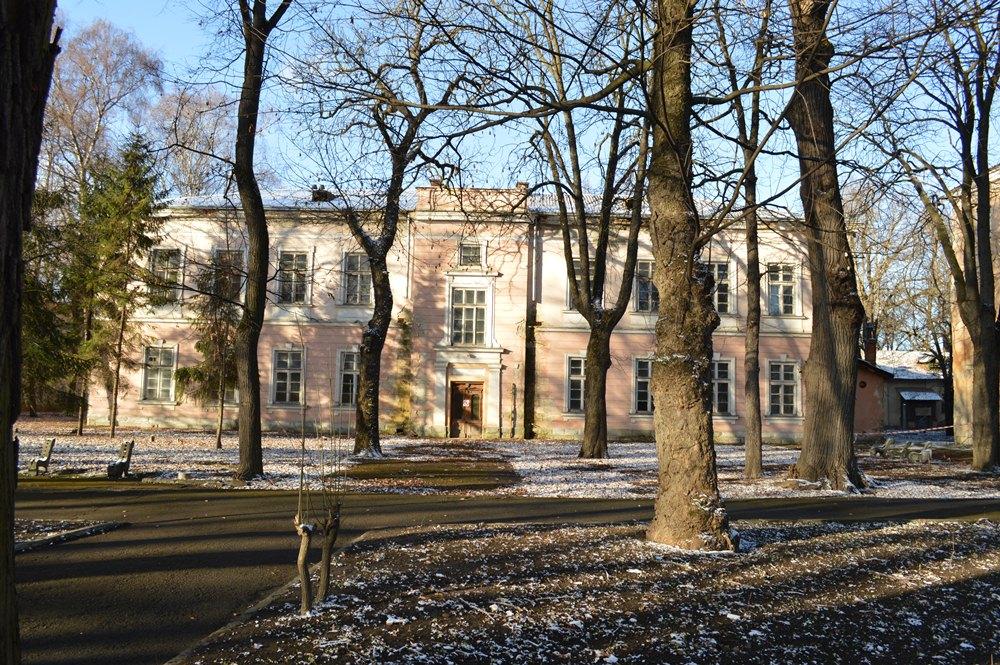 На відновлення палацу Потоцьких необхідно 115 мільйонів гривень (відеосюжет)