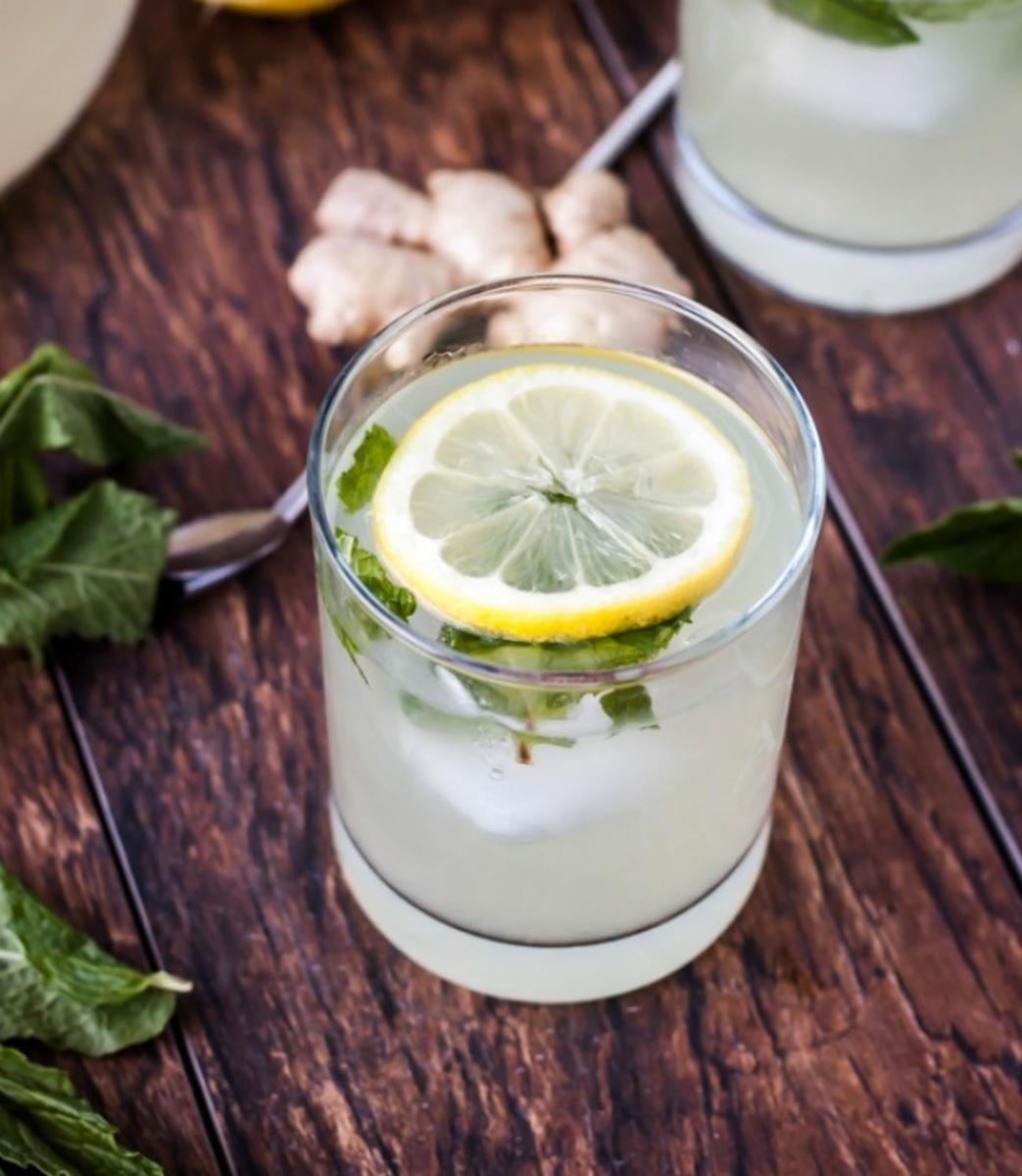 Как сделать мятный сироп для коктейлей