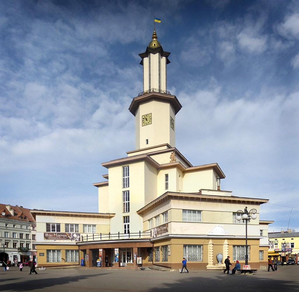 Ratusha_Ivano-Frankivsk