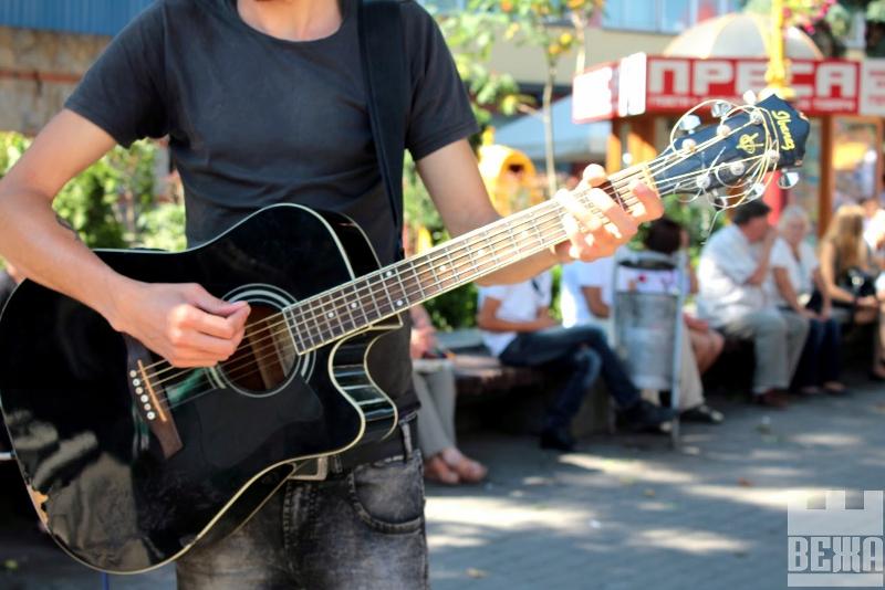 Як пройде День вуличної музики в Франківську?