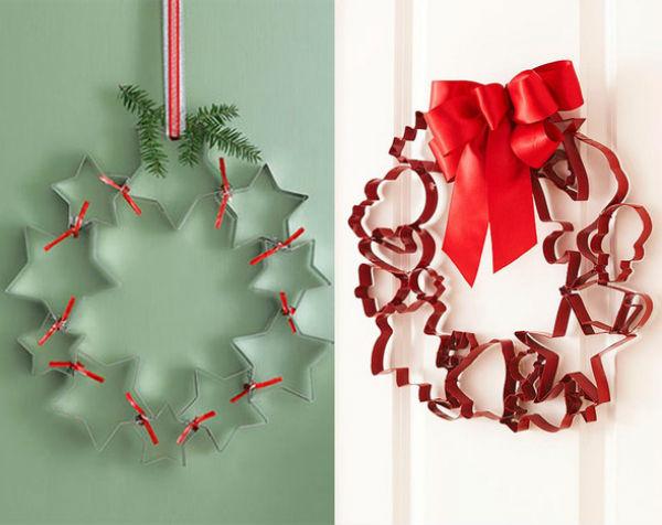 Картинки новогодний декор своими руками